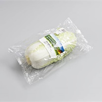 cabbage - flowpack film bag