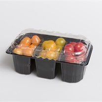 tomatoes - clamshell tray