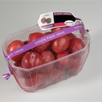nectarines - extruded tubular net