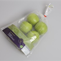 apples - twin-bag film bag